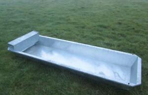 PIG WALLOW TROUGH 8FT(2.4M)GALVANISED