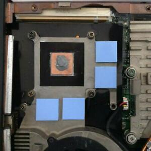 Silicone Paste Gel Conductive Thermal Pad For GPU Laptop CPU Brand Heatsink F5N2