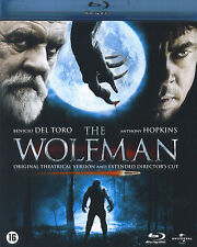 The Wolfman (with Anthony Hopkins) (Blu-ray)