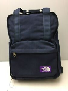 The North Face Purple Label 2Way Day Pack Backpack Nn7530N Acrylic Navy HF297