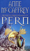 Moreta - Dragonlady Of Pern (The Dragon Books), McCaffrey, Anne , Acceptable, FA