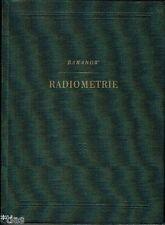Baranow: technischen/libro specializzato 1959 radioattività fiere dispositivi radiazioni
