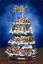 DISNEY Through The Years CHRISTMAS TREE Motion! Music! NEW