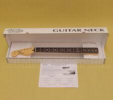 099-4620-921 Fender Stratocaster Lefty Strat Neck Rosewood Med Jumbo 21 Fret