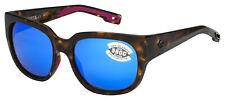 Costa Del Mar Waterwoman солнцезащитные очки WTW-249 - obmglp черепаха | синие 580G поляризованные