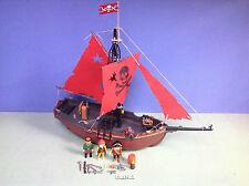 (K124) Playmobil bateau pirates ref 3174