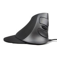 Scroll Endurance Wired Mouse Ergonomic Vertical Adjustable Sensitivity Wrist ...