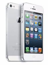 Teléfonos móviles libres Apple iPhone 5 de plata con conexión 4G