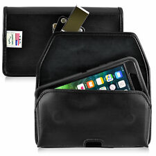 iPhone 8 Plus iPhone 7 Plus Holster Black Clip Otterbox Leather Case Turtleback