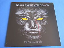 LP ITALIAN PROG IL GATTO DAGLI OCCHI DI GIADA - TRANS EUROPA EXPRESS