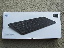 Brand New HP TouchPad Wireless Bluetooth Keyboard FB344AA#AC3