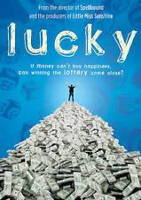 DVD: [NEW] Jeffrey Blitz - LUCKY - Lottery Winners Documentary