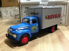 First Gear Diecast 1951 Ford F-6 Navajo Freight Lines Dry Goods Van 1/34 scale