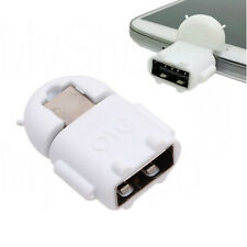Micro USB OTG Adaptador Conector a usb hembra para Jay-Tech Tablet pc970