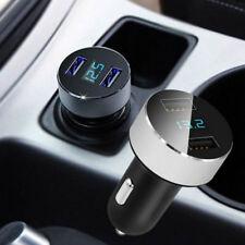 5V / 3.1A Auto Schnellladung Dual USB Port Zigarettenanzünder Adapter Spann AA