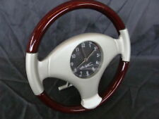 Volante con orologio Bugatti gadget steering wheel clock Ettore Bugatti