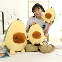 Cute Avocado Stuffed Plush Toy Filled Doll Cushion Pillow Child Christmas GiftTR