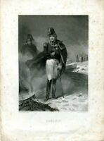 Davoust Engraved Realised By H.Robinson Over Artwork Of Louis David