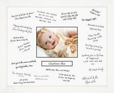 BabyRice Wooden Standard Photo & Picture Frames