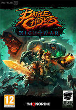 Battle Chasers Nightwar PC IT IMPORT THQ