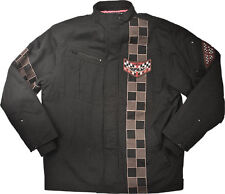 FLY Racing Station Motocross Supercross Factory MX Quilted Pit Jacket Black LG