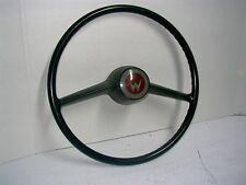 1952 53 54 55 ?WILLY'S  STEERING WHEEL NICE 'W' IN THE CENTER L@@K!!