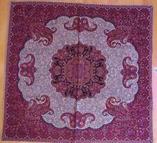 Persian Woven Tapestry Art Termeh Rug Design Tablecloth Wall Hanging Handicraft