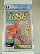 Flash #139 CGC 4.0 1st Appearance Professor Zoom (Reverse Flash) 1963