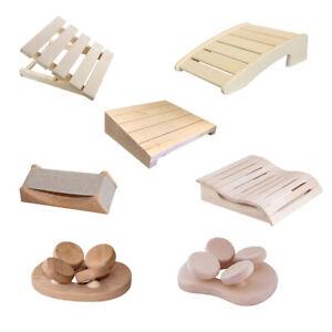 Sauna Kopfstützen - 13 hochwertige Kopfstützen zur freien Wahl von SudoreWell®