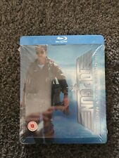 Top Gun - Play.com Exclusive Blu Ray Steelbook - New and Sealed