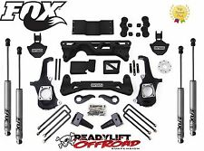 """2011-2016 Chevrolet GMC 2500HD 3500HD ReadyLIFT 7-8"""" Suspension Lift Kit for 2WD"""