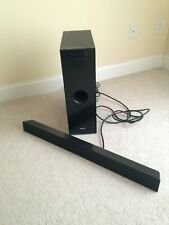 Sony HT-CT100 3.1 Channel Home Theater System Sound Bar with Subwoofer