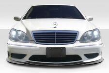 03-06 Mercedes S Class W220 Duraflex L Sport Front Lip -1 Piece(Amg models only)