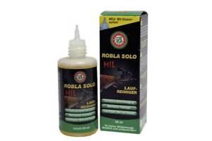 Ballistol Robla Solo MIL Laufreiniger Waffenpflege Waffenöl 65m/l.23532