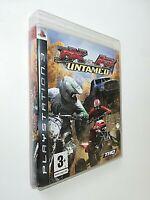 MX VS. ATV UNTAMED PS3 - Playstation 3 GUIDA ESTREMA STERRATO CORSE MOTOCROSS