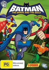 Batman the Brave and the Bold: Season 1 - Volume 3 (Animated) NEW R4 DVD