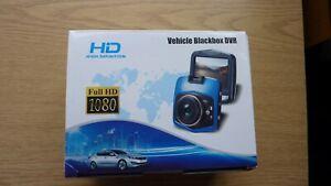 Blackbox DVR Dashcam – Full HD 1080 with Motion Detection