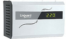 Livguard LA415-XS  4 KW Voltage Stabilizer for AC 1.5 Ton, (150V-285V)