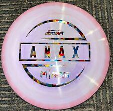 DISCRAFT ESP SWIRLY ANAX 5X PAUL MCBETH DISC GOLF DRIVER PP WONDERBREAD 173-4G