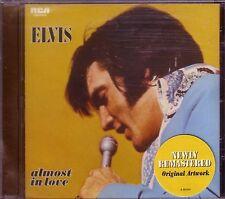 ELVIS PRESLEY Almost In Love CD Classic Rock RUBBERNCKING STAY AWAY JOE EDGE OF