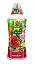 COMPO CONCIME LIQUIDO PER ROSE CON MAGNESIO FIORITURE INTENSE DA 1 LT