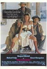 HANNIE CAULDER Movie POSTER 27x40 Raquel Welch Robert Culp Ernest Borgnine