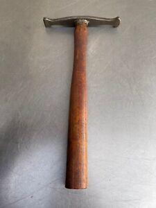 Vintage Planishing Hammer, Jeweler, Silversmith Tinsmith Rounding 5oz.
