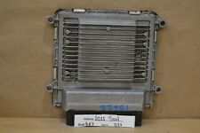 2011 Kia Soul 2.0L AT Engine Control Unit ECU 3918023821 Module 37 6A3