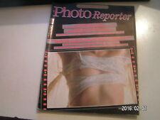 ** Photo Reporter magazine n°45 Brian Griffin / Phillipe Ughetto