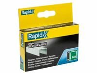 Rapid 11886902/  / Caja de 1000/ grapas Cable 36//14/ mm DP Galva 1/ m blanco