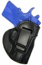 "PREMIUM LEATHER IWB IN/INSIDE PANTS HOLSTER FOR Colt 2.75"" xsp Mustang 380"