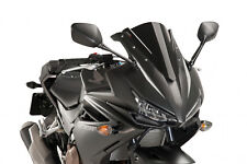 PUIG RACING SCREEN HONDA CBR500R 16-18 BLACK