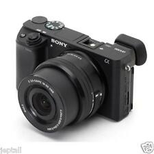 "Sony Alpha A6300L 16-50mm 24.2mp 3"" 4K Mirrorless Brand New Cod Jeptall"
