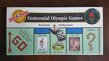 Vintage Monopoly Atlanta Centennial Olympic Games Collector Edition SEALED